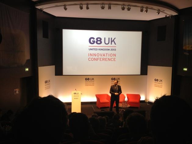 Prime Minister David Cameron speaking
